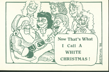 Holiday Card 1988