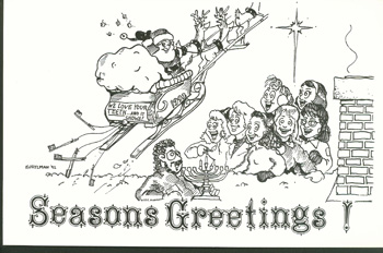 Holiday Card 1992