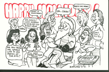 Holiday Card 1993