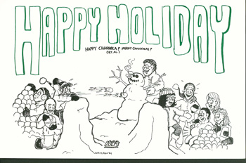 Holiday Card 1994