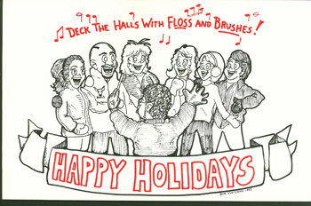 Holiday Card 1997