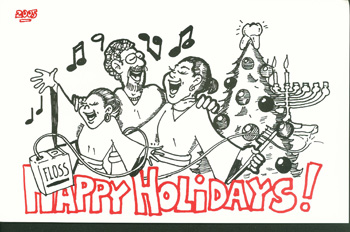 Holiday Card 2005